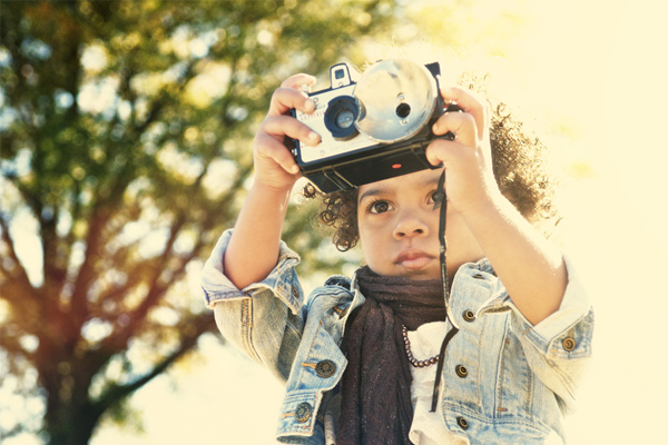 How To Teach Children Photography