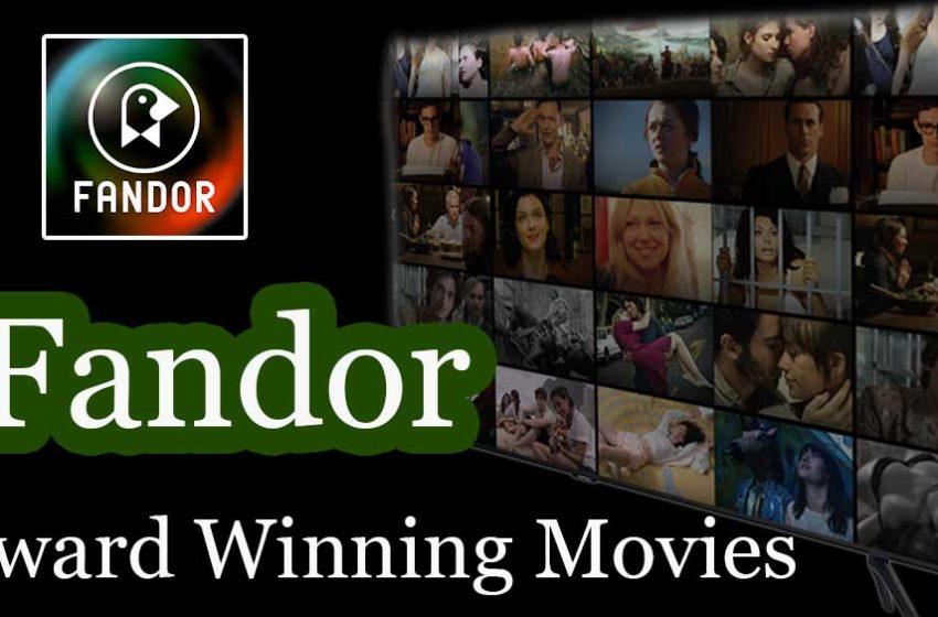 Fandor- Watch Award Winning Movies on Android